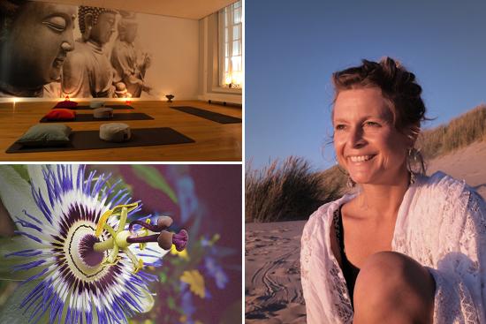 Yogadocente Alice de Jong