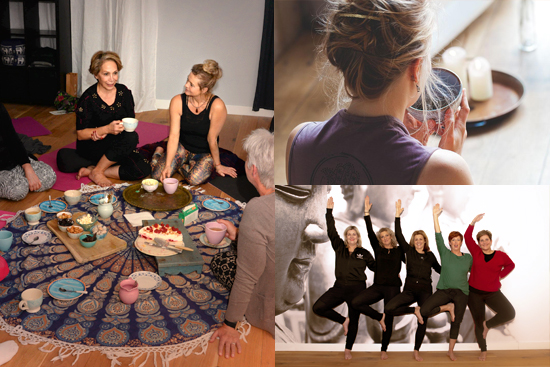 Yoga Party bij Art of Yoga in Kampen